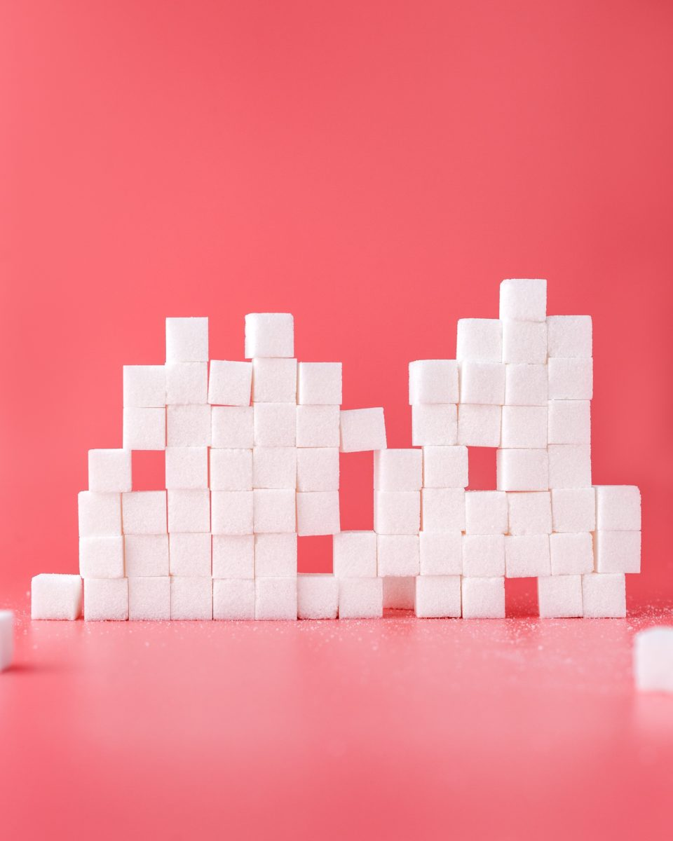 Arrêter la consommation des sucreries